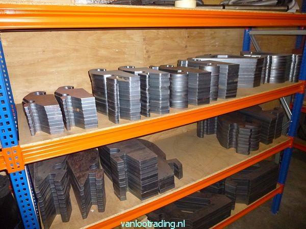 Koppeldelen, aanlasdelen, bakhaken - Aanlasdelen 008-BorderMaker