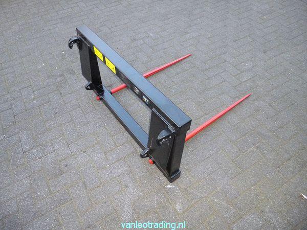 VL Balenprikker 2 tands - Balentransport 003-BorderMaker