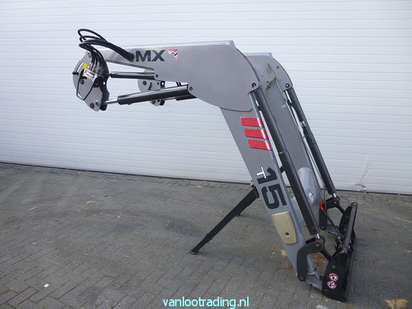 MX Mailleux Voorladers - MX 015-BorderMaker