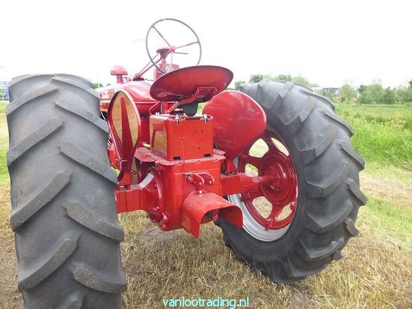 Farmall Super BMD - oltimer 030-BorderMaker