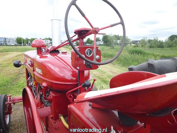 Farmall Super BMD - oltimer 031-BorderMaker