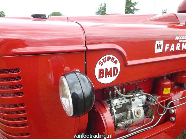 Farmall Super BMD - oltimer 034-BorderMaker