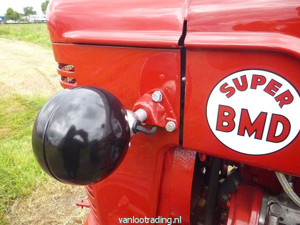 Farmall Super BMD - oltimer 035-BorderMaker
