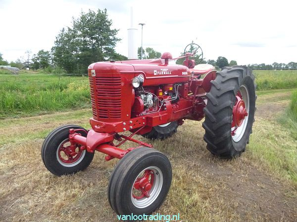 Farmall Super BMD - oltimer 037-BorderMaker