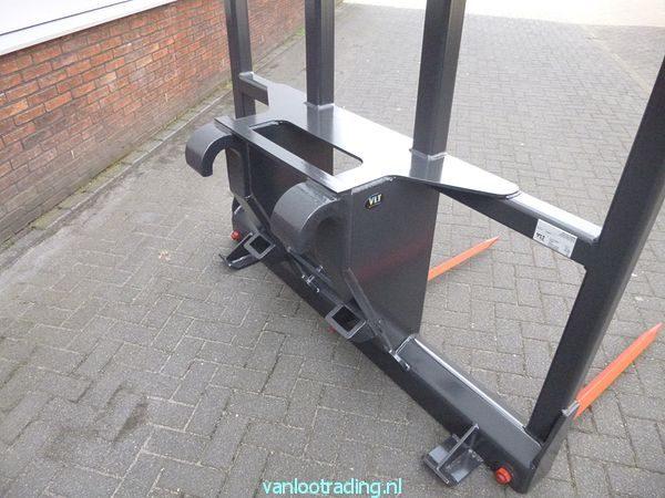 VL Balenvork 3 tands zwaar model!! - Menger 003-BorderMaker