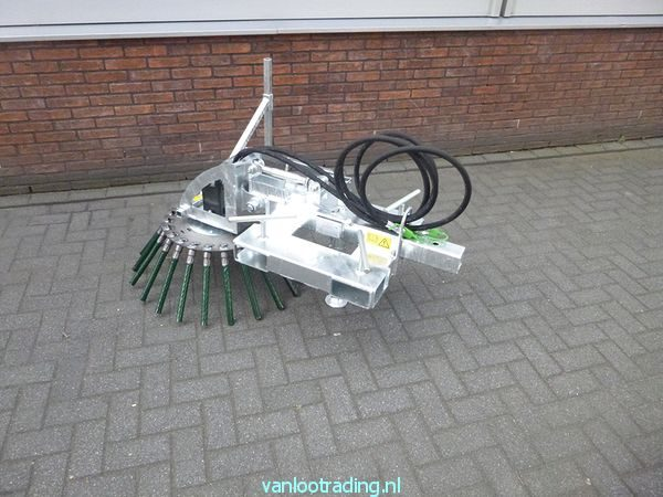 Onkruidborstel  H/S 140x70mm -